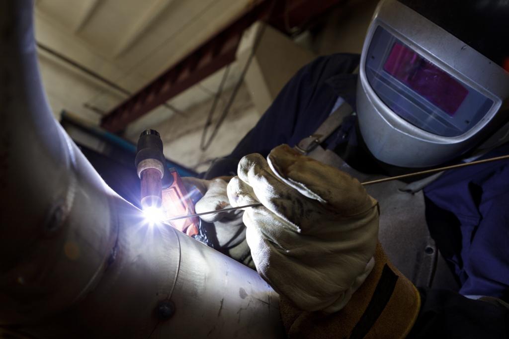 argon-arc welding